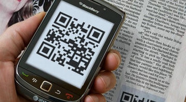 application flashcode pour blackberry